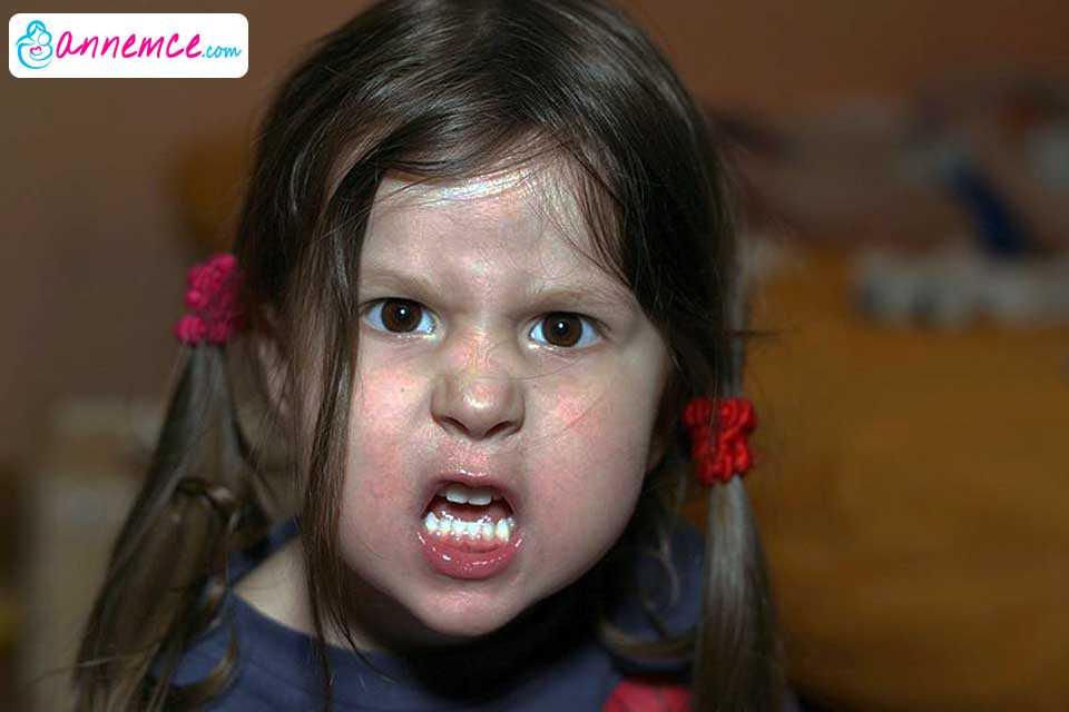 Çocuğum Neden Çok Öfkeli, Ne Yapabilirim?