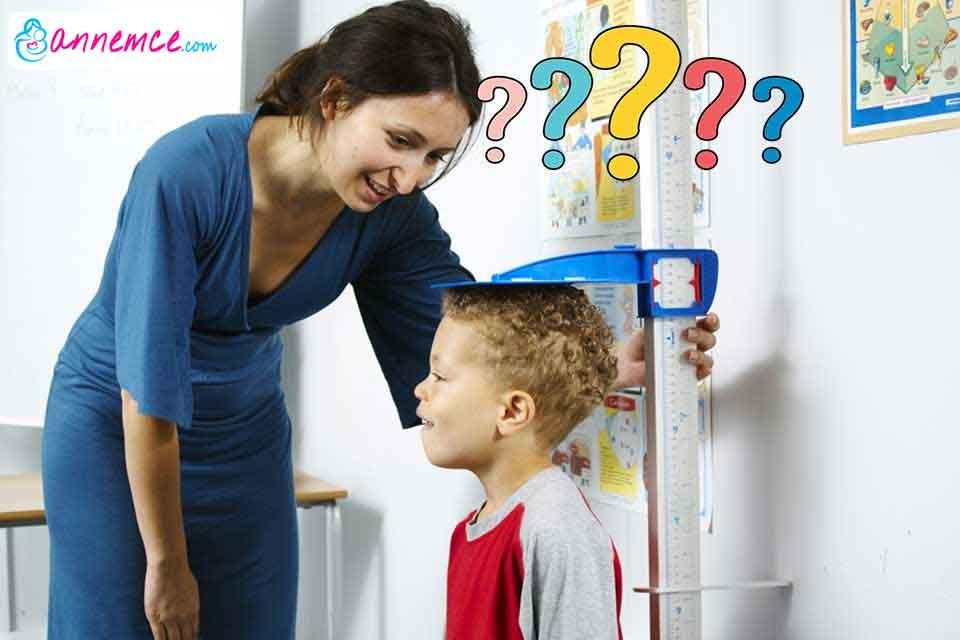 Çocuğumun Boyu Ne Kadar Uzar?