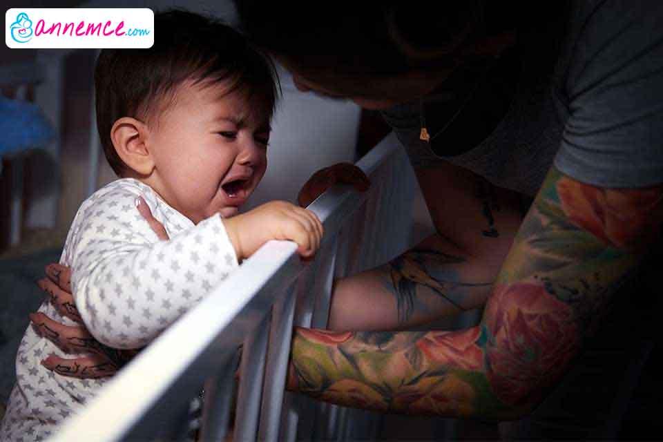 Çocuklar Geceleri Neden Ağlar?