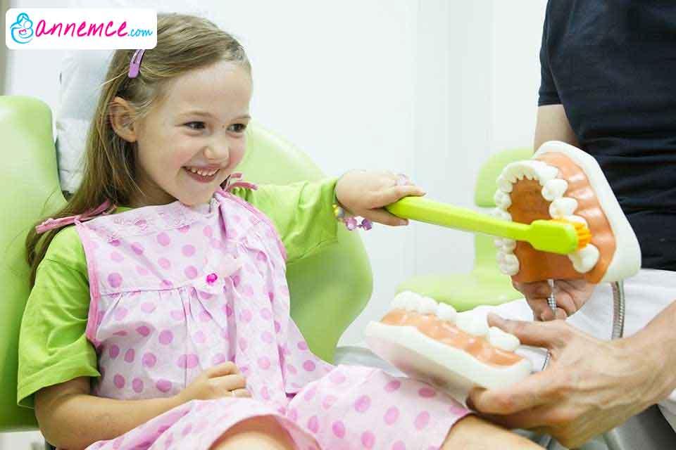 Çocuklarda Diş Temizliğinin Önemi