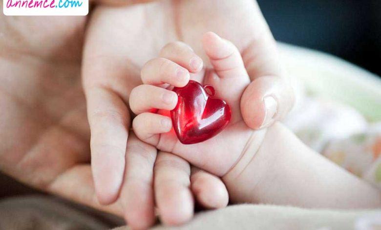Çocuklarda Görülen Doğuştan Gelen Kalp Rahatsızlıkları