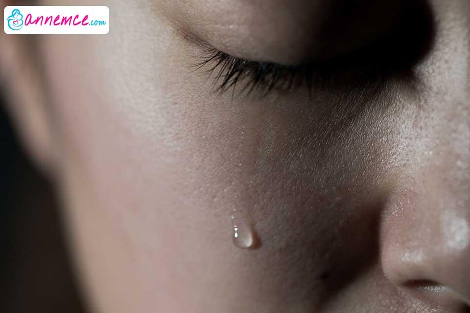 Ağlamak Kadınları Psikolojik Olarak Rahatlatır