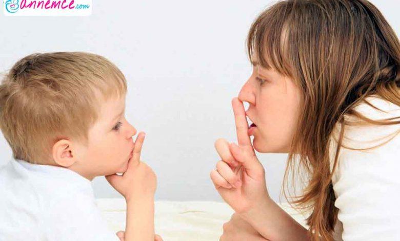Çocuğa Hayır Demeyi Nasıl Öğretebilirim?