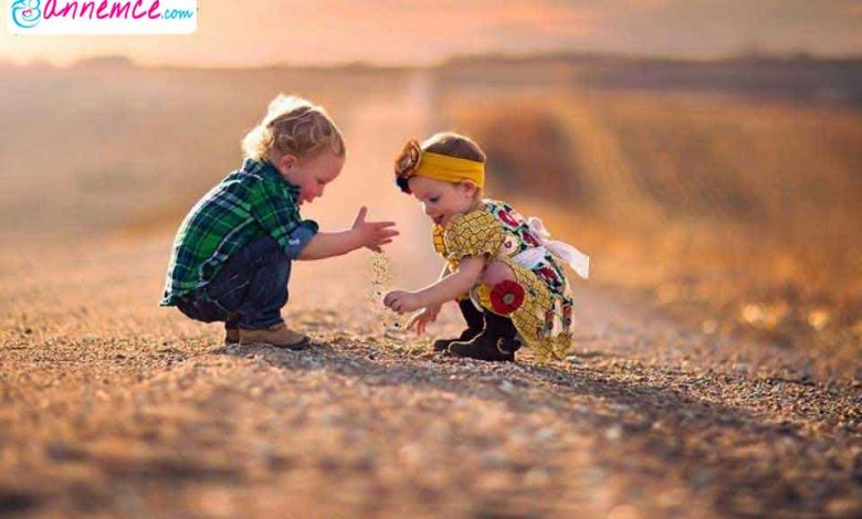 Çocuğa Sevgi Nasıl Öğretilir?