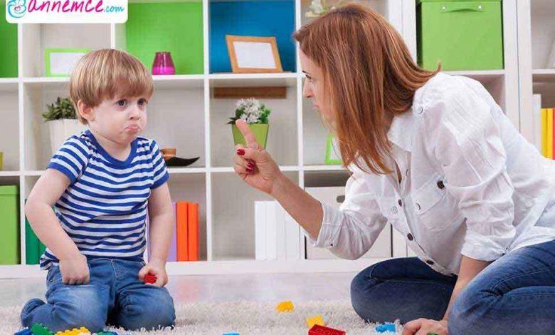 Çocuğum Beni Dinlemiyor Ne Yapabilirim?