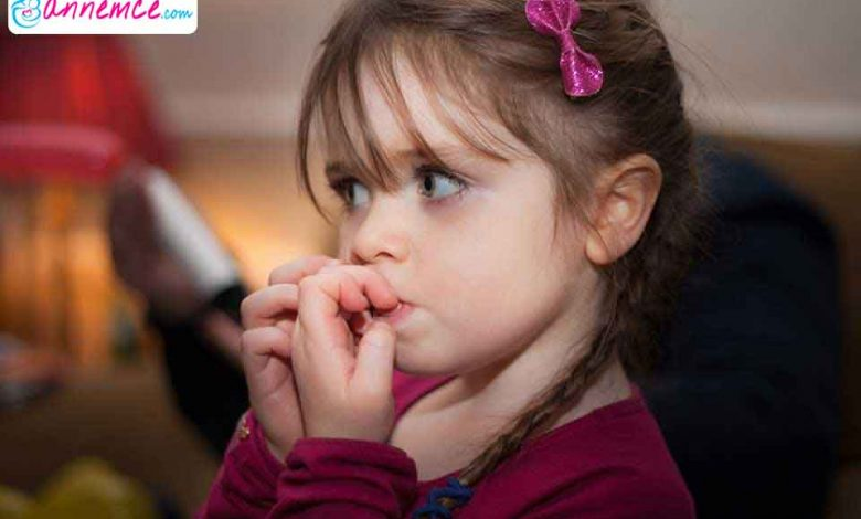 Çocuğunda Tik Olan Anneler Nelere Dikkat Etmeli?