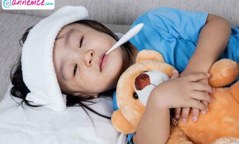 Çocuk Hastalıklarındaki Problemlere Doğal Çözümler