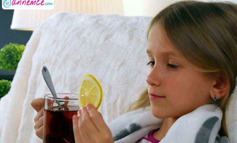 Çocuk Hastalıklarına Evde Doğal Tedaviler Nelerdir?
