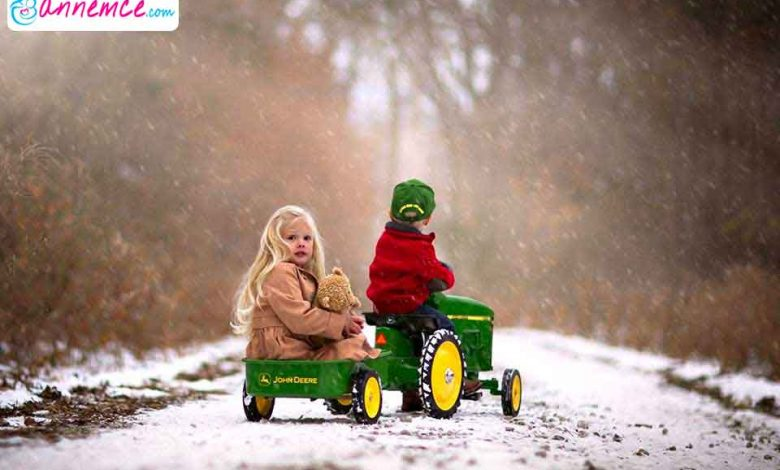 Çocuklar Kötü Havada Bile Dışarı Çıkabilirler Mi?