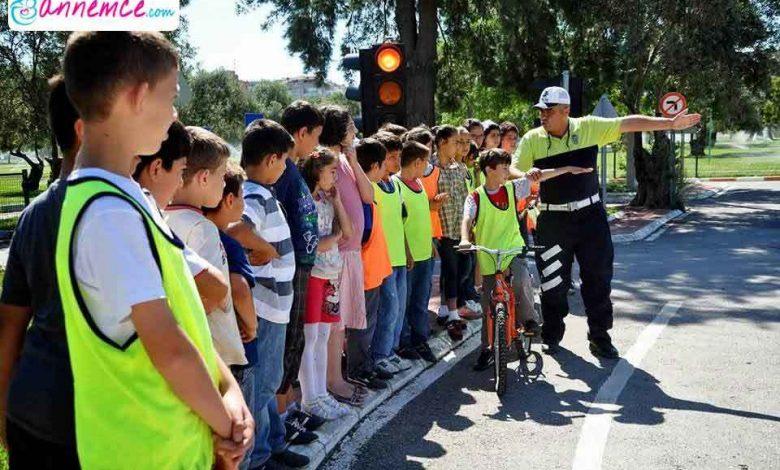 Çocuklara Trafik Eğitimi Vermenin Önemi