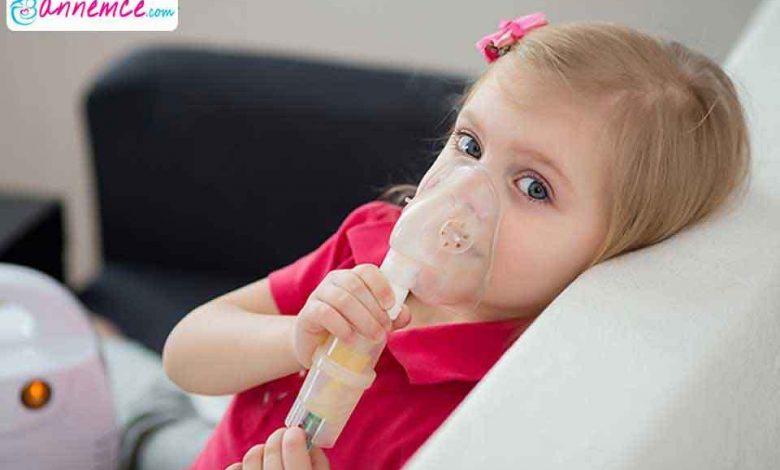 Çocuklarda Astım, Belirtileri ve Tedavisi