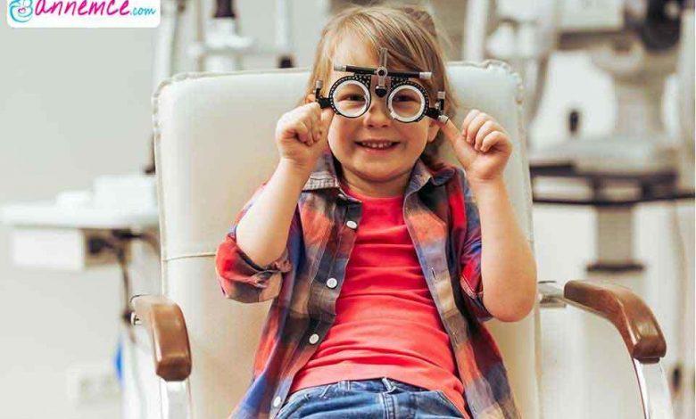 Çocuklarda Göz Bozuklukları Nelerdir?
