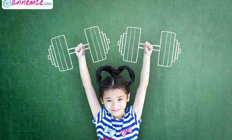 Çocuğunuzun Özgüvenini Geliştirmek İçin İpuçları