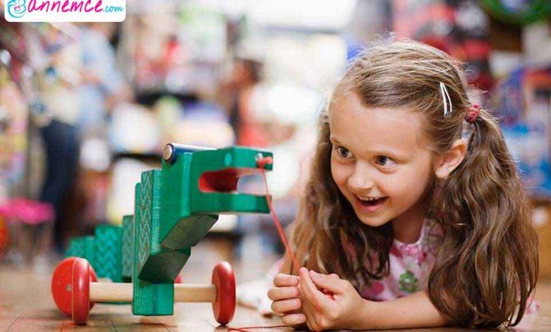 Oyunun Çocuğun Zeka Gelişimine Etkisi