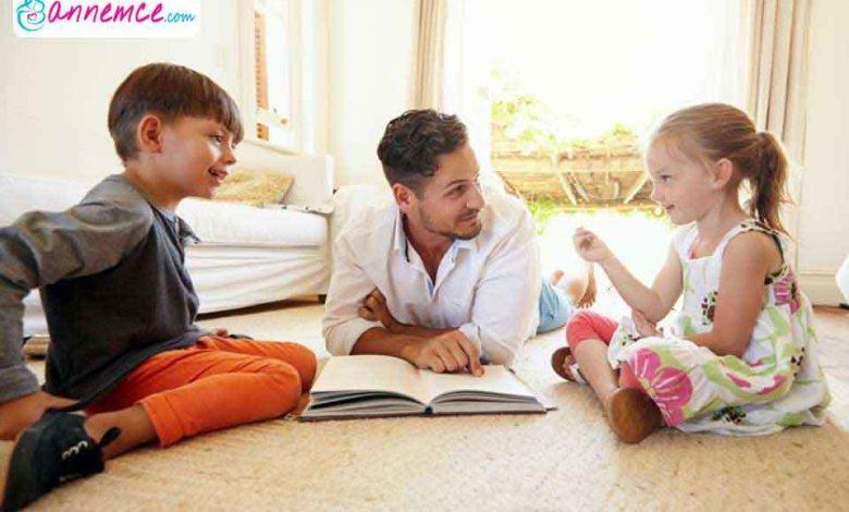 Aile İçinde Babaların Çocuk Eğitimindeki Rolü