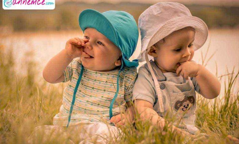 Üç Yaşın Altındaki Çocuklar Çift Olmaktan Hoşlanır
