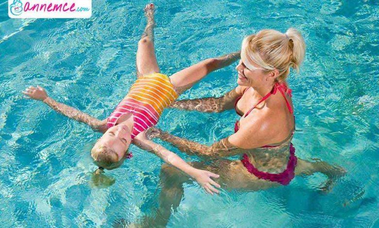 Çocuğu Denize Alıştırmak İçin Dikkat Edilecekler