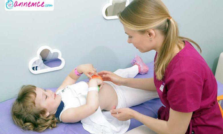 Çocuklarda Gastrit ve Mide Ülseri