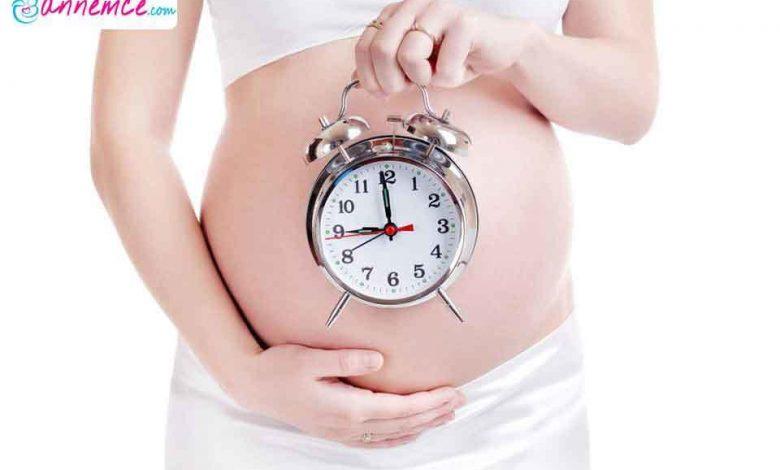 Doğum Yaklaşırken Yapılması Gerekenler Nelerdir?