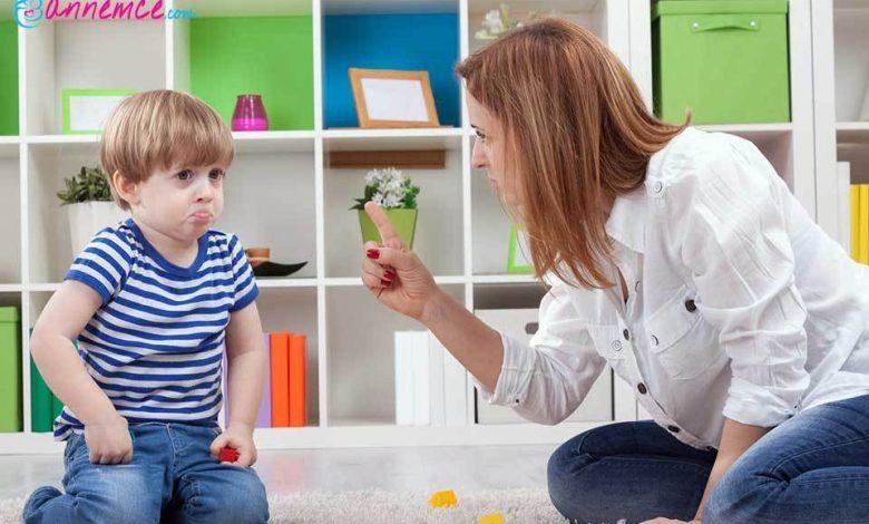 Çocuğa Hayır'ı Nasıl Öğretirim?