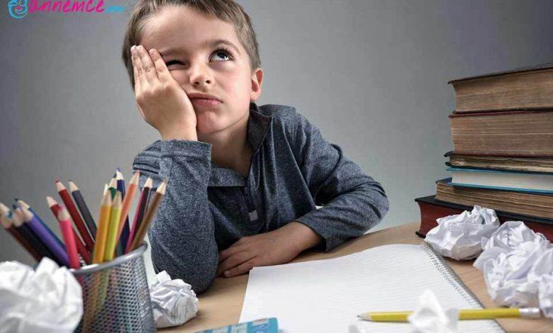 Çocuğum Ders Çalışmak İstemiyor, Ne Yapmalıyım?