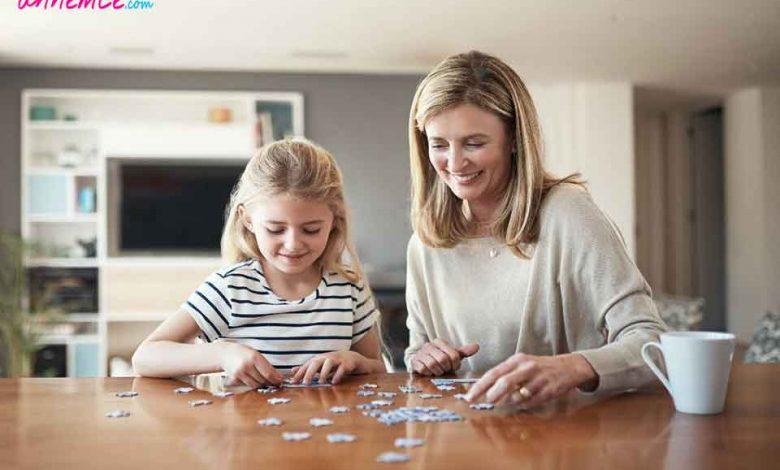 Çocuklarla Evde Oynanabilecek Oyunlar
