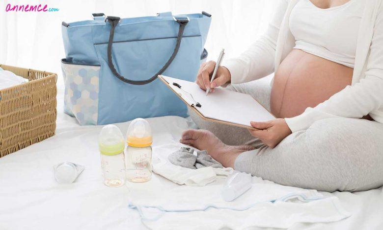 Doğuma Hazırlanırken Yapılması Gerekenler Nelerdir?