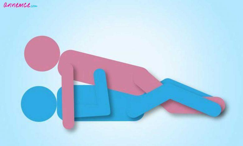 Kolay hamile kalma pozisyonları nelerdir?