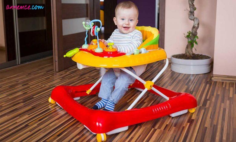 Bebek Yürüteci Ne Zaman Kullanılır? Nelere Dikkat Edilmelidir?