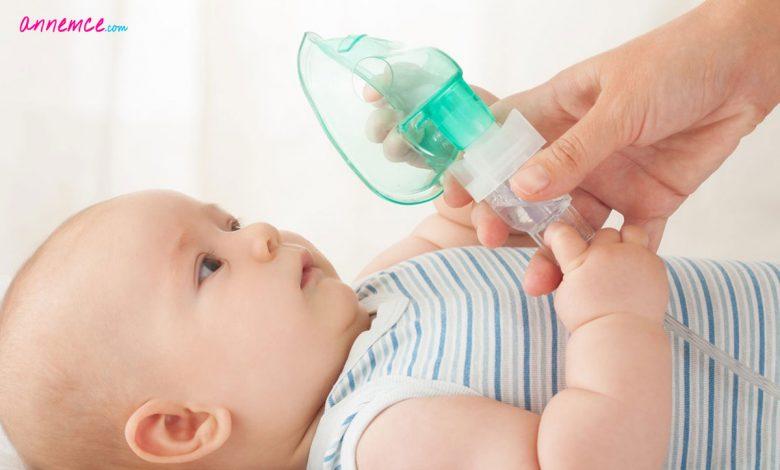 Bebeklerde Balgam ve Akciğer Hırıltısı Neden Olur?