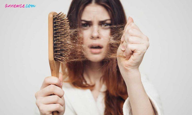 Saç Dökülmesine Etki Eden Nedenler Ve Öneriler